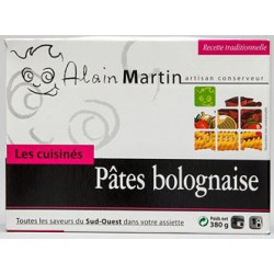 Pâtes bolognaise